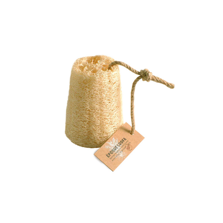 Eponge de Loofah Ø 17,5 cm 431718
