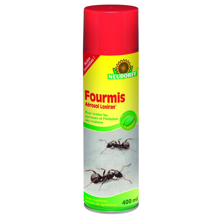 Aérosol anti fourmis 400 ml 438231