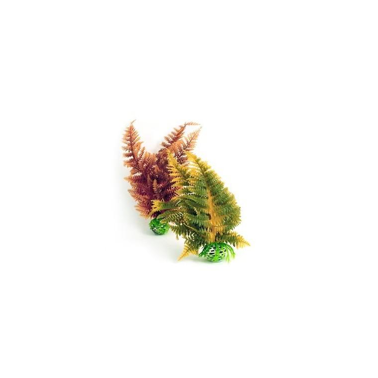 Décoration x2 fougères d'automne biOrb 441501