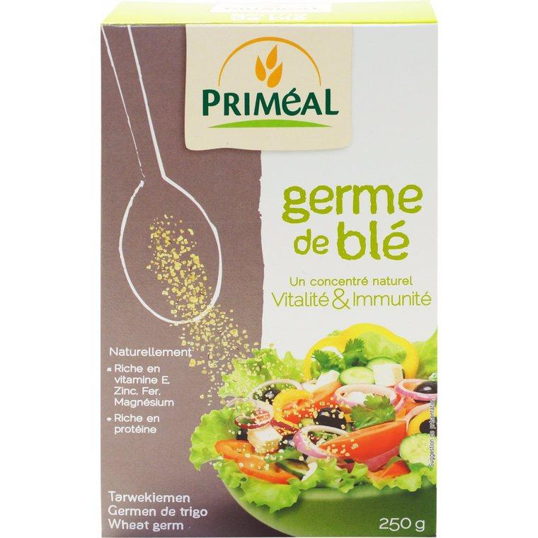 Germe de blé en paillettes 250 g PRIMEAL 44926