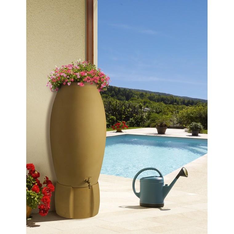 Récupérateur eau jarre 235 L 453378