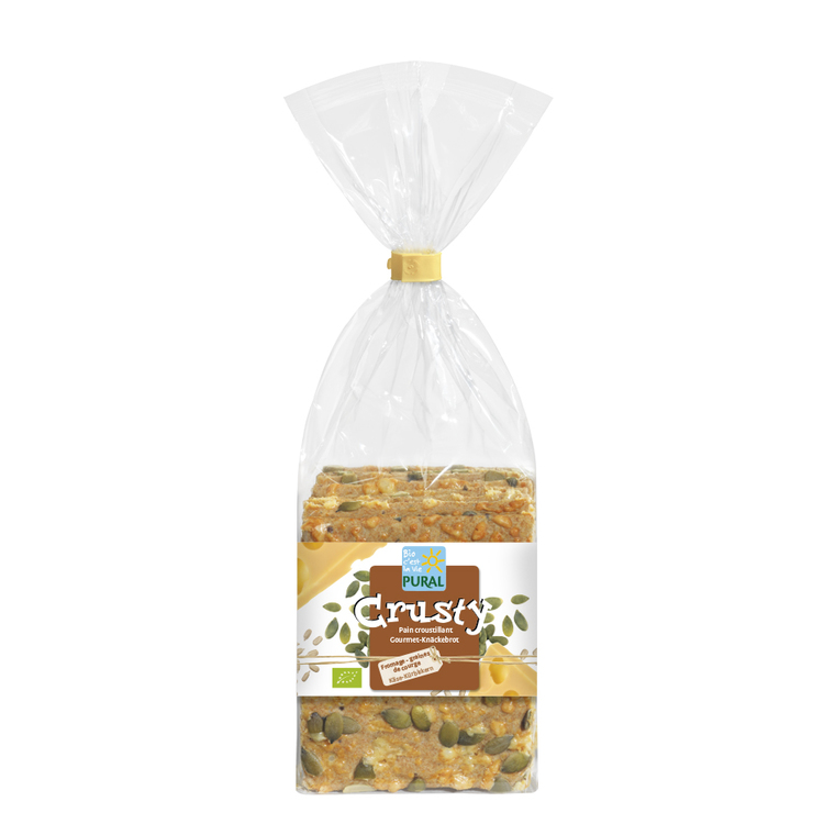 Crusty fromage graines de courges 45452
