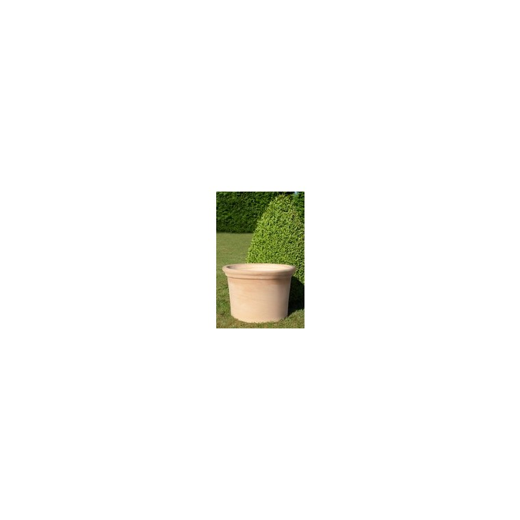 Pot rond Cilindro Livorno clair D45 x H31,5 465240
