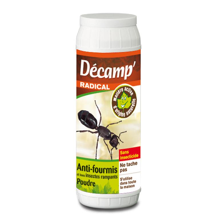 Anti fourmis naturel en poudre 200 gr 466676
