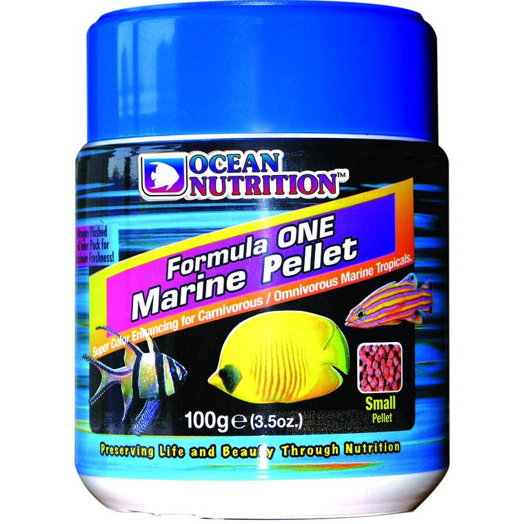 Granulés Formula One Mini pour poissons - 100g 476528