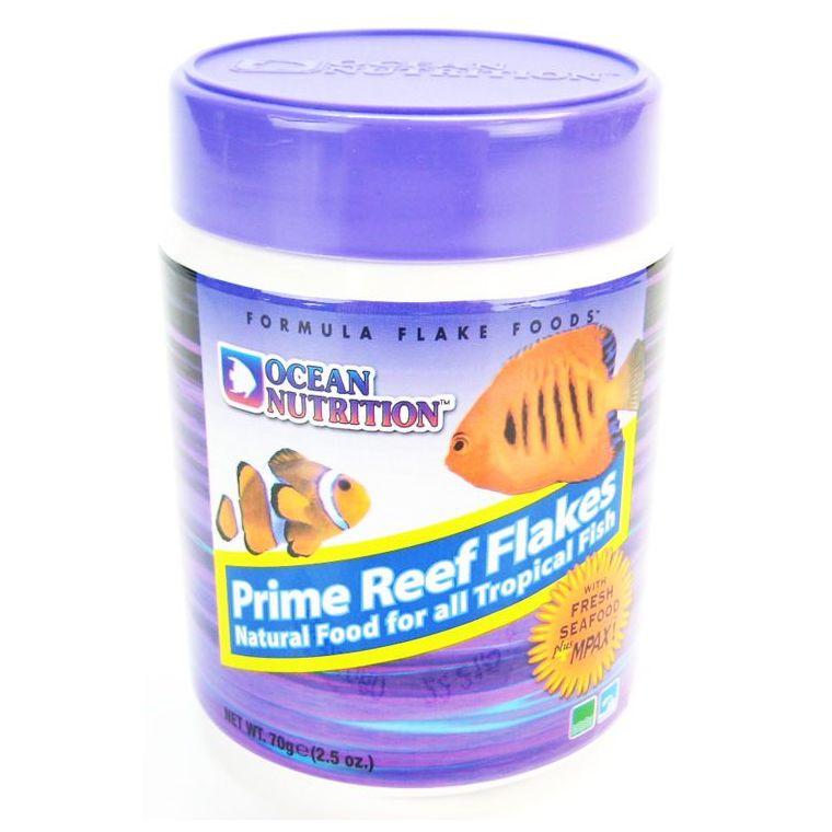 Flocons Prime Reef Formula poissons tropicaux 71g 476531