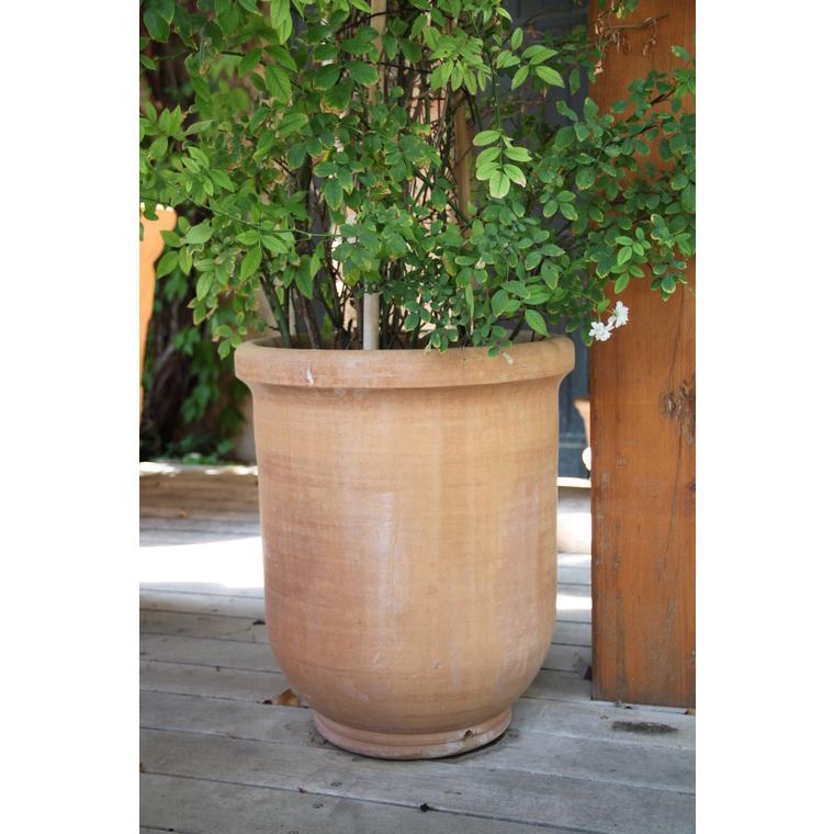 Vase Buis lisse en terre cuite H 53 x Ø 46 cm 480860