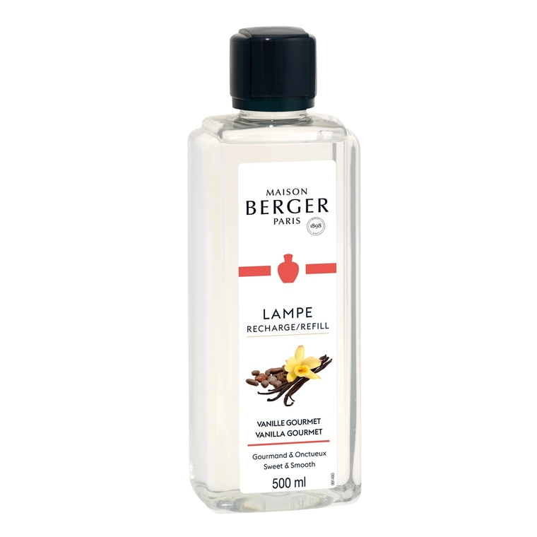 Parfum Absolu vanille pour Lampe Berger 500 ml 49508
