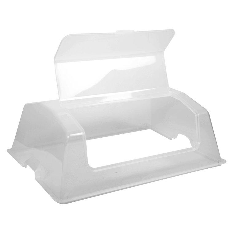 Serre couvercle pour espace potager Veg&Table max 75 x 55 x 26 cm