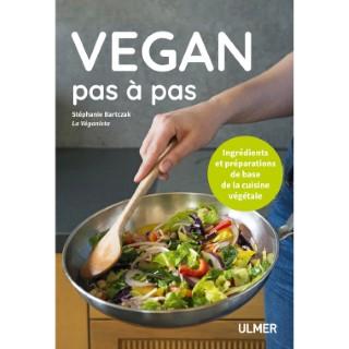 Vegan Pas à Pas 128 pages éditions Eugen ULMER 503946