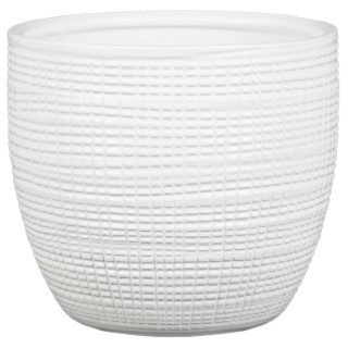 Cache-pot 866 Panna Ø19 x H 16,9 cm Céramique émaillée 504337