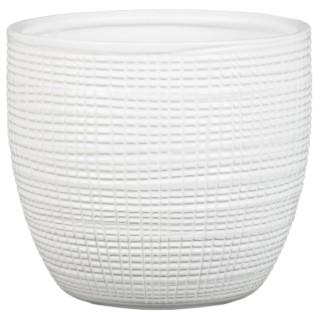 Cache-pot 866 Panna Ø 25 x H 22,1 cm Céramique émaillée 504339