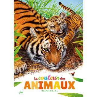 La Couleur des Animaux Hors Collection 2 ans Éditions Lito 504762