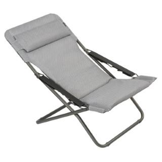 Transabed Be Comfort gris argenté de 93 x 66 x 88 cm 506448