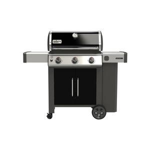 Barbecue à gaz Genesis II E-315 coloris noir 137 x 73 x 114 cm 506903