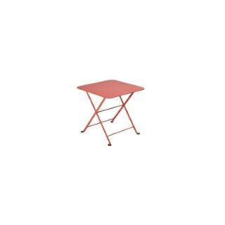 Table basse carrée Tom Pouce Capucine 50 x 50 cm 507463