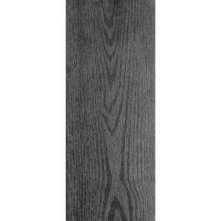 Planche composite gris effet bois pour potager modulable 112x14,3 cm 518495