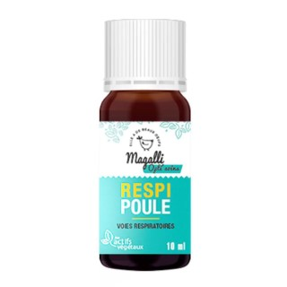Respi Poule Magalli en flacon de 10 ml 523590