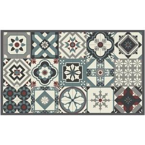 Paillasson St Rémy taupe coloris gris 116x68 cm 523965