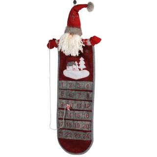 Calendrier de l'Avent Père Noël 52589