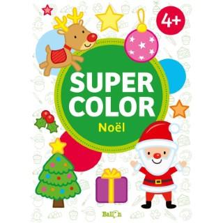 Supercolor Noël  Fleurus Ballon 527449