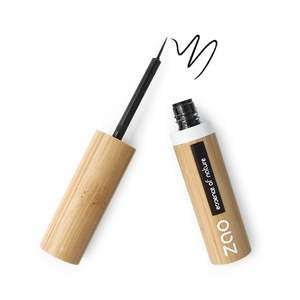 Eyeliner pinceau Noir intense 070 Zao - 4,5 gr 528749