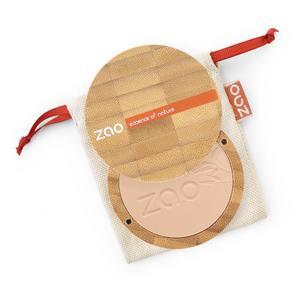 Poudre compacte Beige orangé 302 Zao - 9 gr 528753