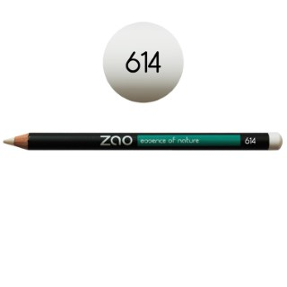 Crayon Blanc 614 Zao 528781