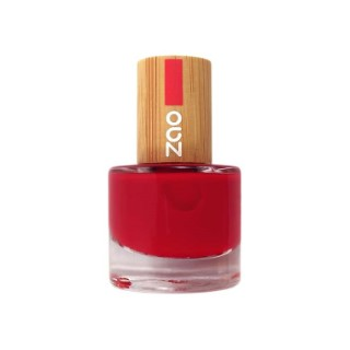 Vernis à ongles Rouge carmin 650 – 8 ml 528793