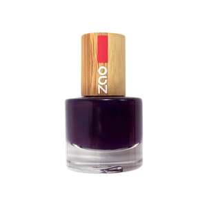 Vernis à ongles Prune 651 Zao – 8 ml 528794