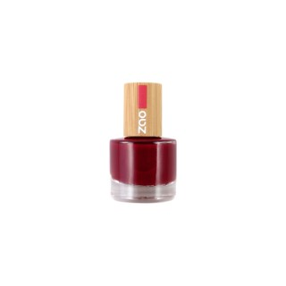 Vernis à ongles Rouge passion 668 Zao – 8 ml 528795