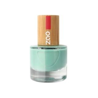 Vernis à ongles Vert d'eau 660 Zao - 8 ml 528803