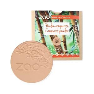 Recharge Poudre compacte Brun beige 303 Zao – 9 gr 528814