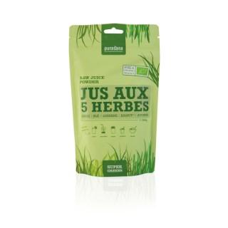 Jus aux 5 herbes en poudre - 200 gr 529089