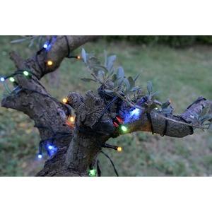 Guirlande solaire led animée 5 m de long
