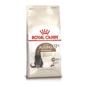 Croquettes Royal Canin Ageing Sterilised12+ 2 kg 53474