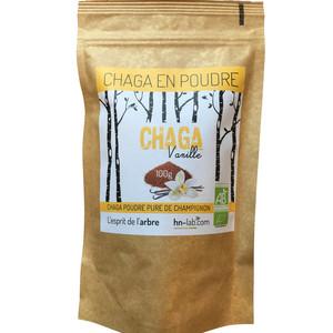 Chaga vanille en sachet de100 g 535056