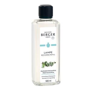 Parfum fraicheur eucalyptus en flacon de 500 ml 535570