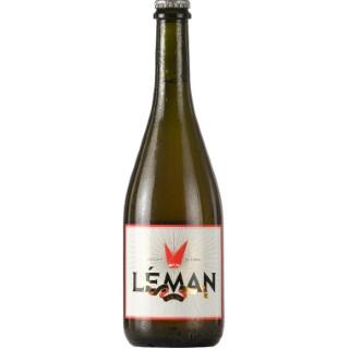 Bière bio Leman blonde 75 cl BRASSERIE ARTISANALE DU LEMAN