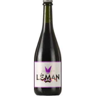 Bière bio Leman brune 75 cl BRASSERIE ARTISANALE DU LEMAN