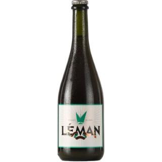 Bière bio Leman ambree 75 cl BRASSERIE ARTISANALE DU LEMAN