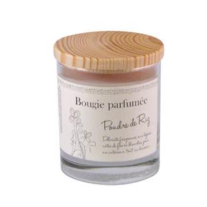 Bougie parfumée Poudre de Riz