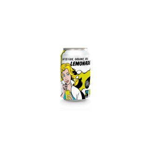 Limonade bio Oxfam fair trade 33 cl 55086
