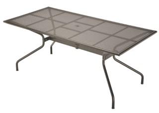 Table De Jardin Athena Emu Fer Ancien Tables De Jardin