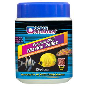 Granulés Formula One Mini pour poissons - 200g 557996
