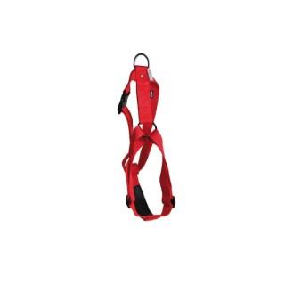 Harnais réglable rouge 50/70cm Martin Sellier 558476