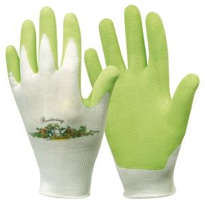 Gants jardinage femme pistache T. 8