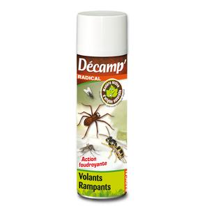 Bombe insecticide volants-rampants 400 ml 560443