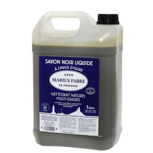 Savon noir liquide 5 L MARIUS FABRE