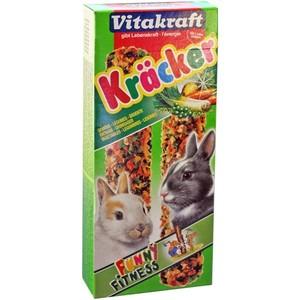 Kräcker lapins x2 légumes Vitakraft 110g